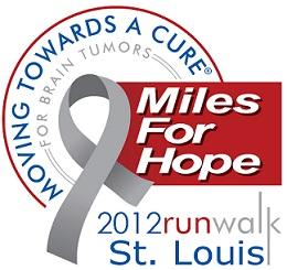 Moving Toward a Cure 5K Run/Walk - St. Louis 2012