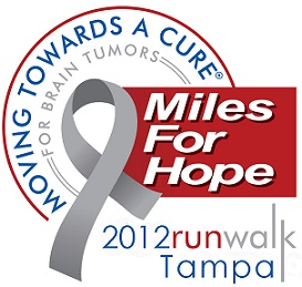 Moving Toward a Cure Brain Tumor 5K & Fun Run - Tampa 2012