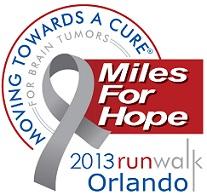 Moving Toward a Cure Brain Tumor 5K & Fun Run - Orlando 2013