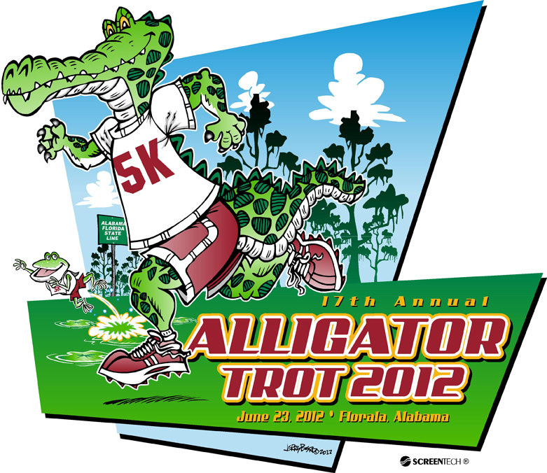 5k Alligator Trot