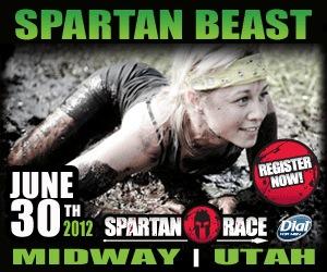 Spartan Beast Race For Men at Utah 2012