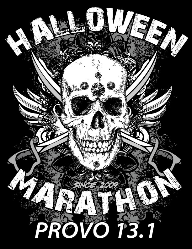 Provo Halloween Half Marathon