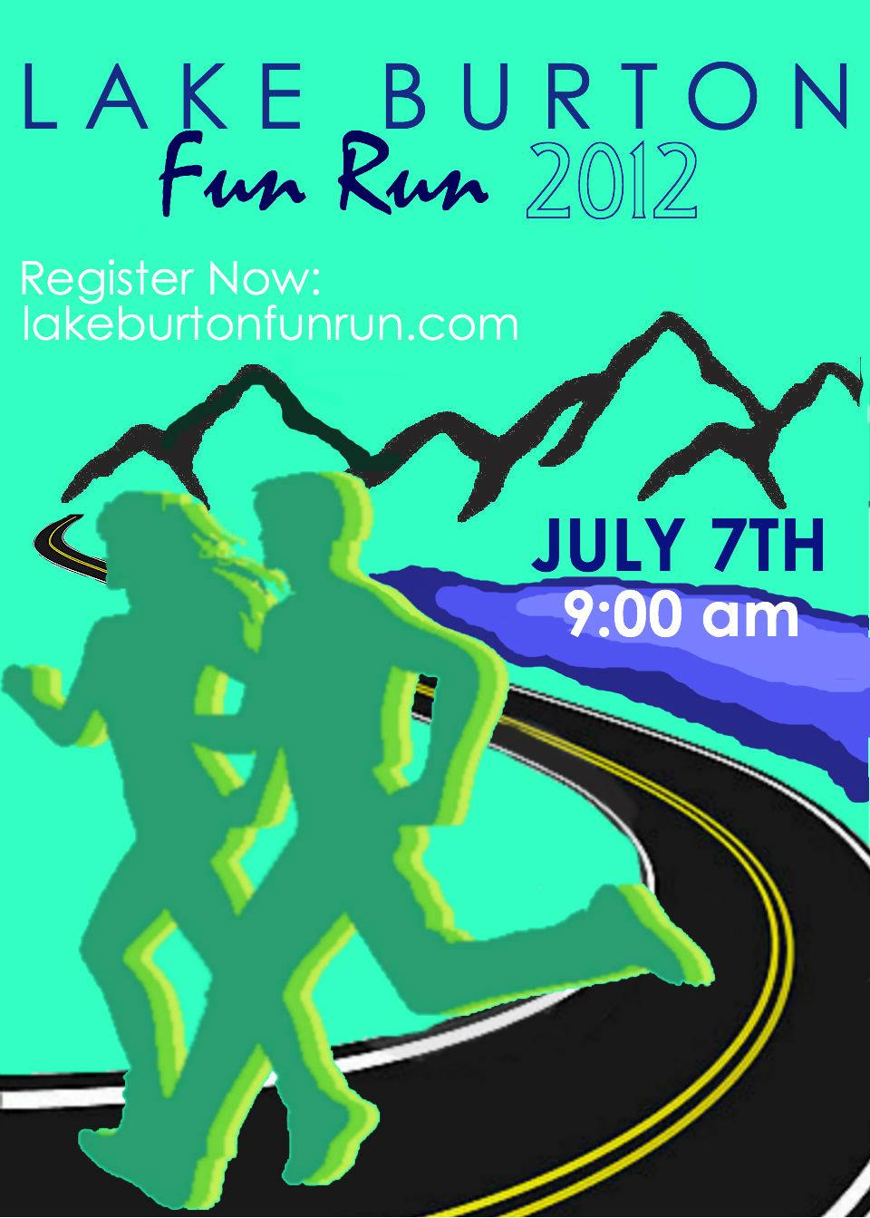 Lake Burton Fun Run