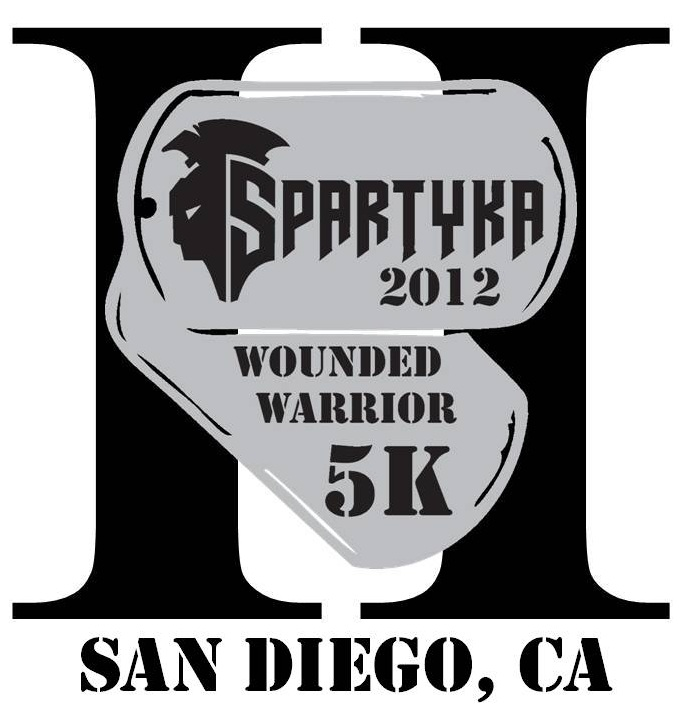 Spartyka Wounded Warrior 5K - San Diego