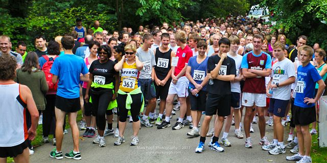Belvoir Castle Fun Run