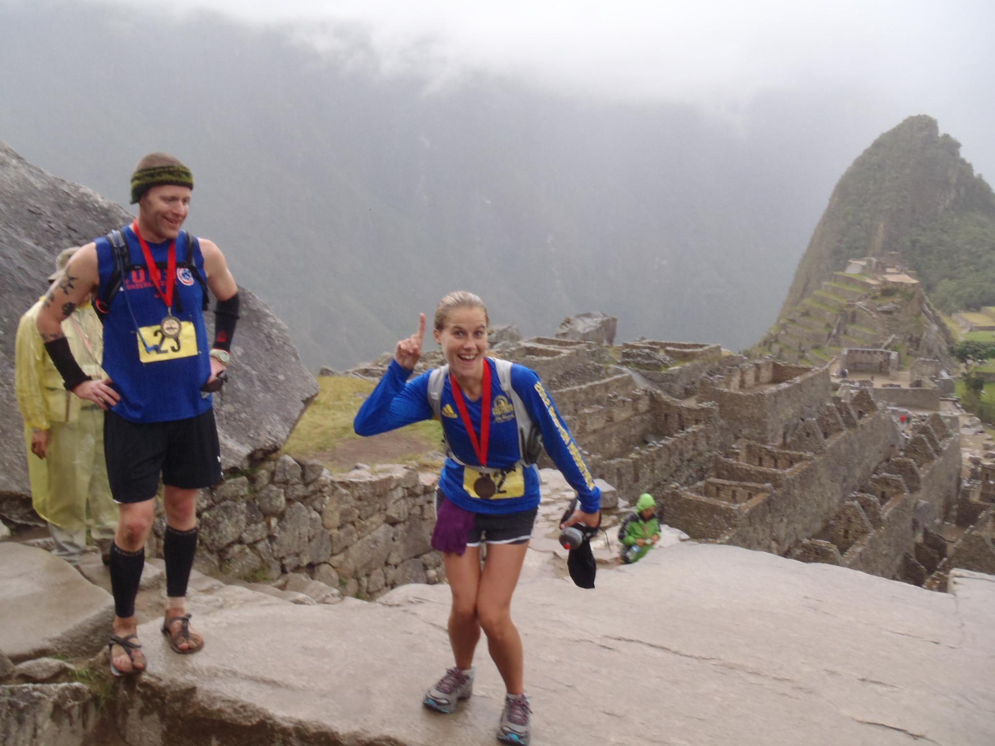 Official 26.2 mile Inca Trail Marathon and Mini Marathon