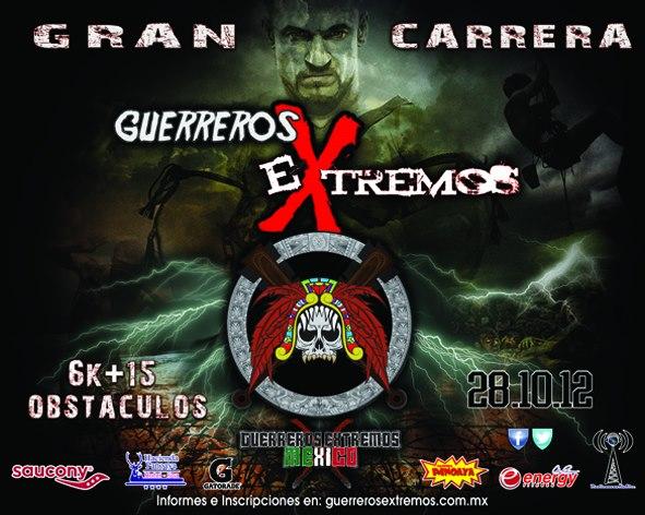 Guerreros Extremos 2012